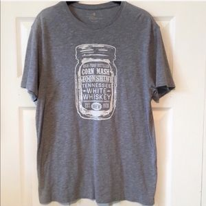 Banana Republic Moonshine Graphic Tee Shirt
